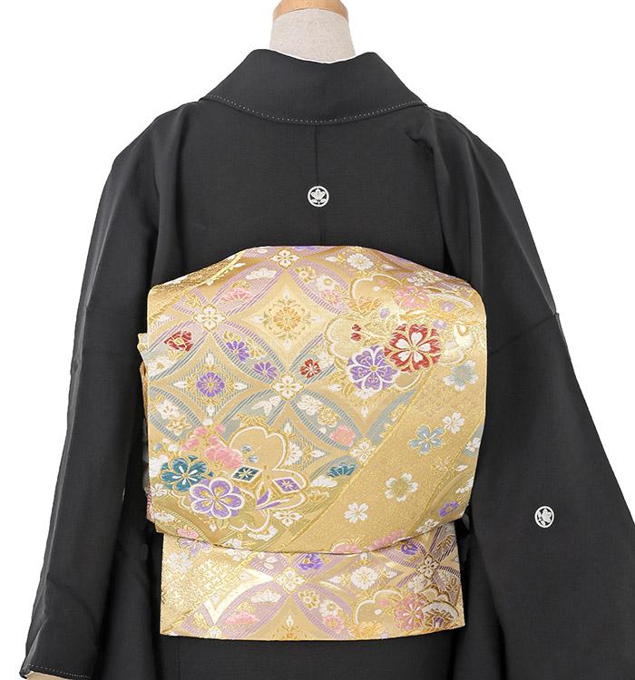 大きいサイズ 黒留袖 No.CA-0250-MOサイズ_02