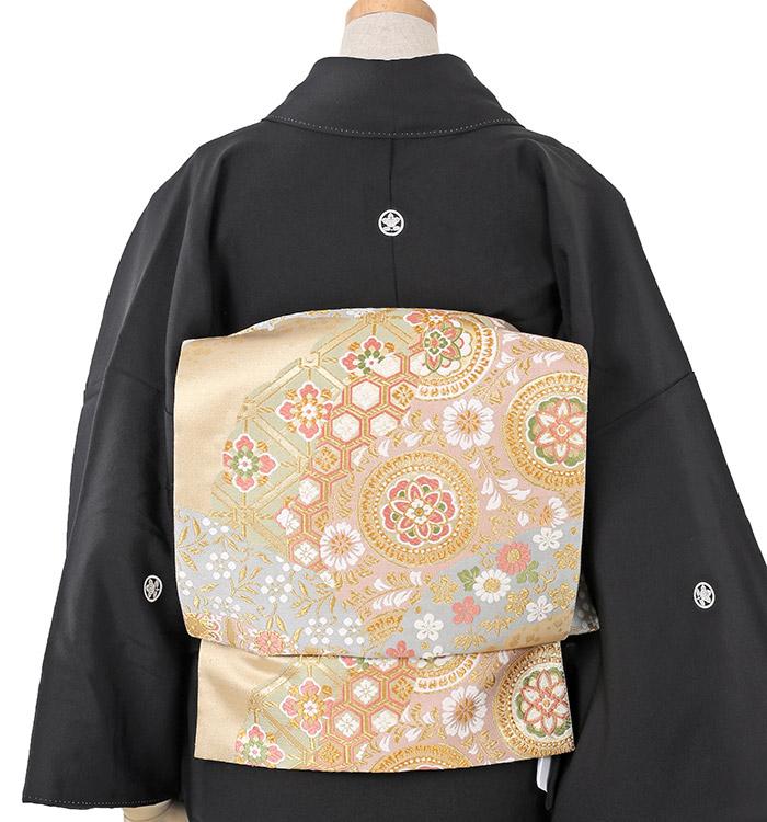 大きいサイズ 黒留袖 No.CA-0251-MOサイズ_02