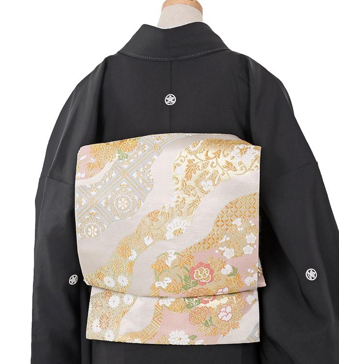 トールサイズ 黒留袖 No.CA-0252-LLサイズ_02