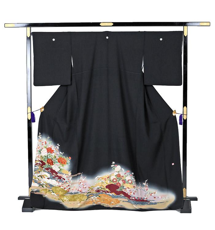 大きいサイズ 黒留袖 No.CA-0254-MOサイズ_03