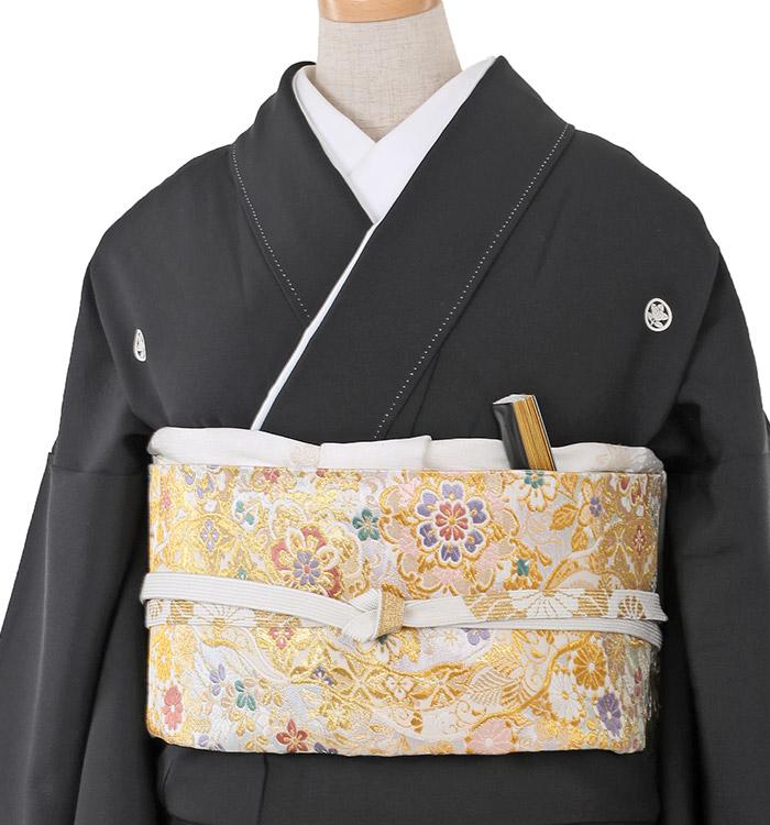 大きいサイズ 黒留袖 No.CA-0254-MOサイズ_01