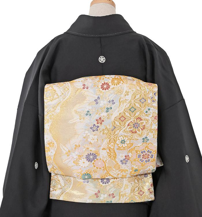 大きいサイズ 黒留袖 No.CA-0254-MOサイズ_02