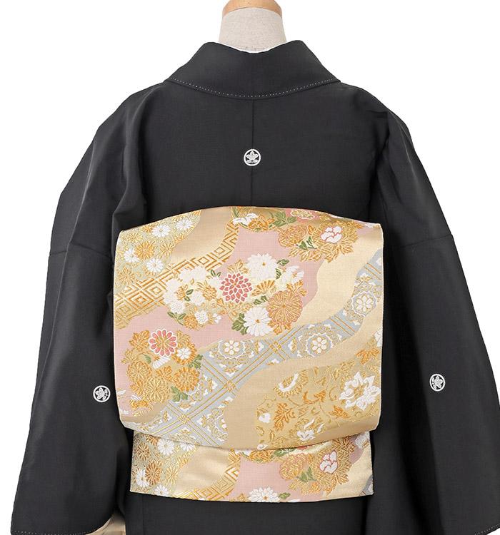 大きいサイズ 黒留袖 No.CA-0255-LOサイズ_02