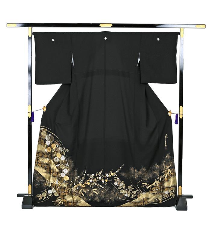 山口美術織物 黒留袖 No.CA-0256-Mサイズ_03