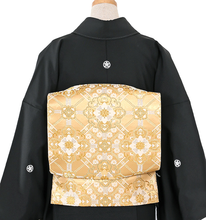山口美術織物 黒留袖 No.CA-0256-Mサイズ_02