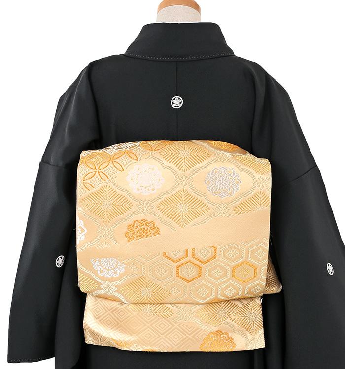 京友禅 大きいサイズ 黒留袖 No.CA-0259-MOサイズ_02