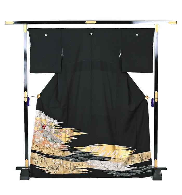 黒留袖 No.CA-0260-Mサイズ_03