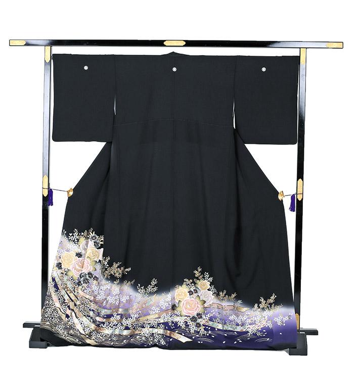 大きいサイズ 黒留袖 No.CA-0264-MOサイズ_03