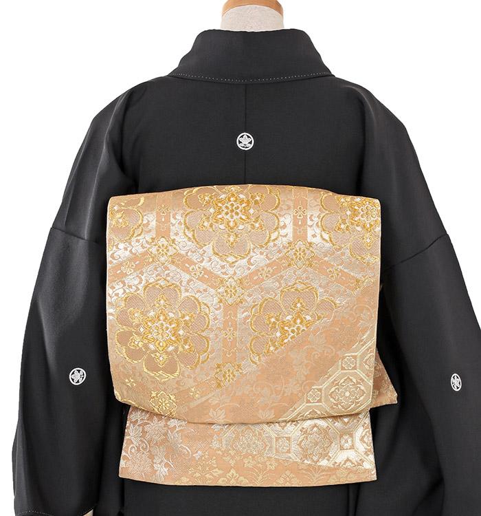 大きいサイズ 黒留袖 No.CA-0264-MOサイズ_02