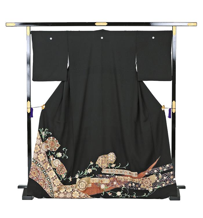 大きいサイズ 黒留袖 No.CA-0266-MOサイズ_03
