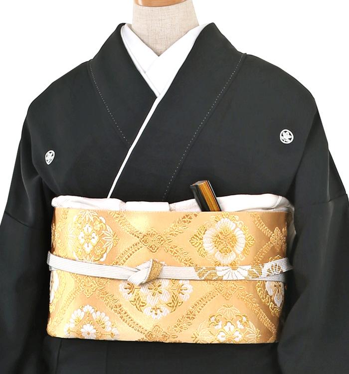 大きいサイズ 黒留袖 No.CA-0266-MOサイズ_01