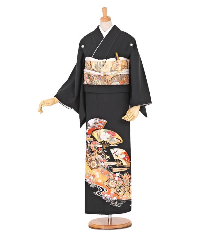 黒留袖 No.CA-0421-Sサイズ