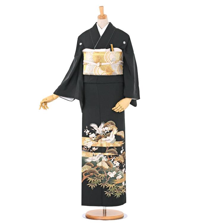 黒留袖 No.CA-0485-Mサイズ