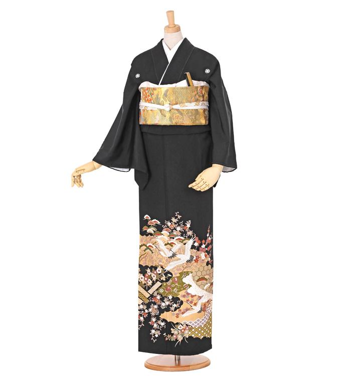 黒留袖 No.CA-0557-Lサイズ