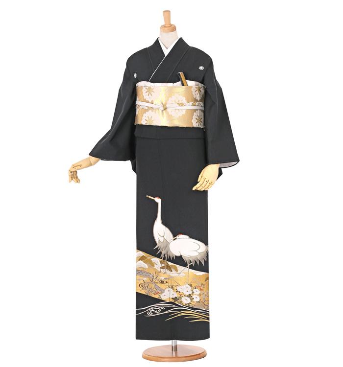 黒留袖 No.CA-0564-Lサイズ