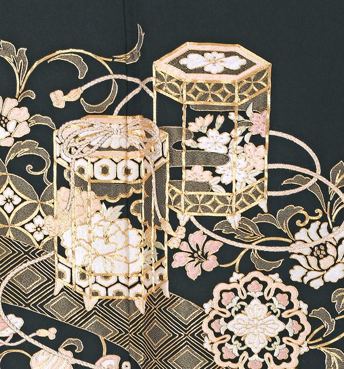 総刺繍 黒留袖 No.CA-0570-M_05