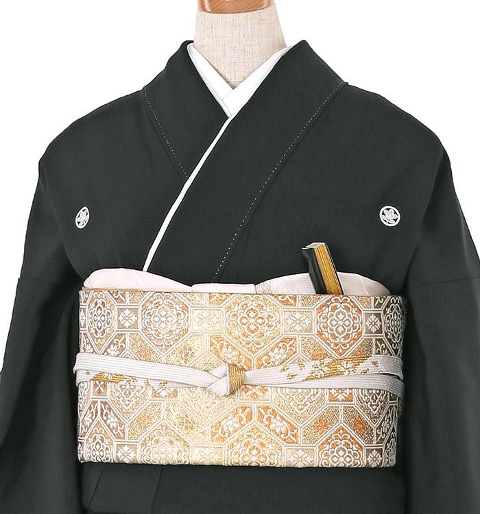 総刺繍 黒留袖 No.CA-0570-M_01