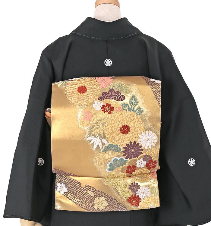 関芳 黒留袖 No.CA-0577-L_02