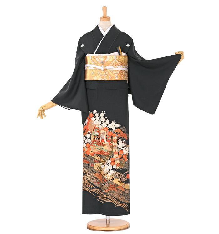 黒留袖 No.CA-0613-Mサイズ