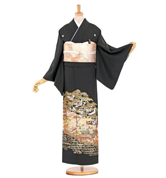 黒留袖 No.CA-0633-Sサイズ