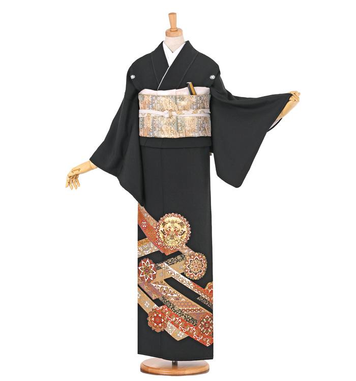 黒留袖 No.CA-0642-Sサイズ