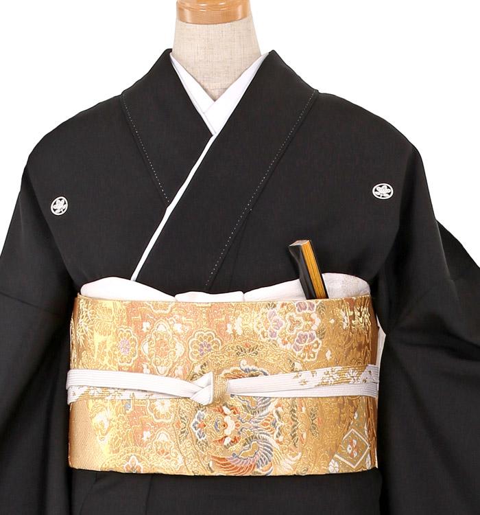 刺繍 黒留袖 No.CA-0742-M_01