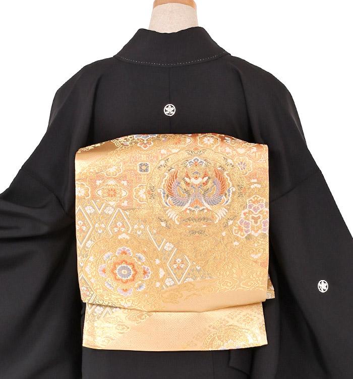 刺繍 黒留袖 No.CA-0742-M_02