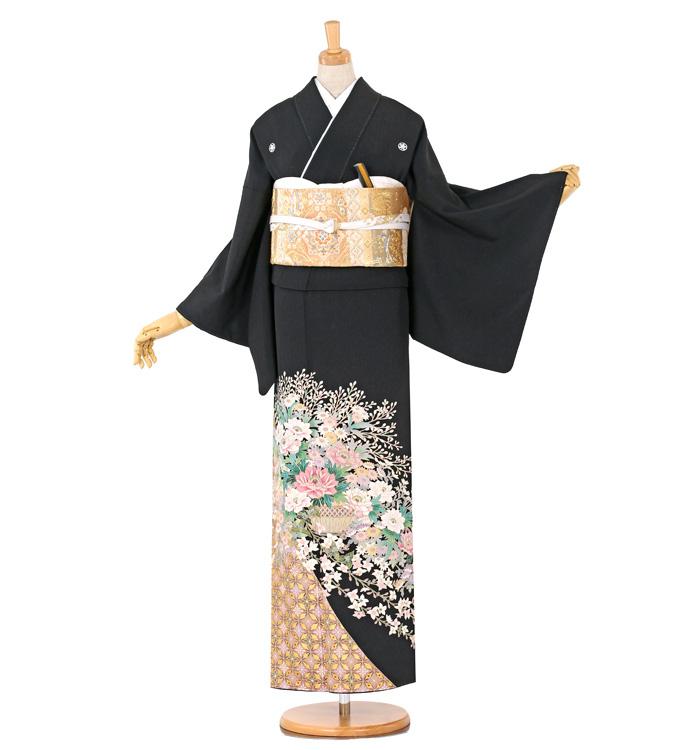 黒留袖 No.CA-0750-Mサイズ