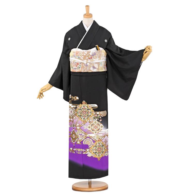 黒留袖 No.CA-0799-Sサイズ