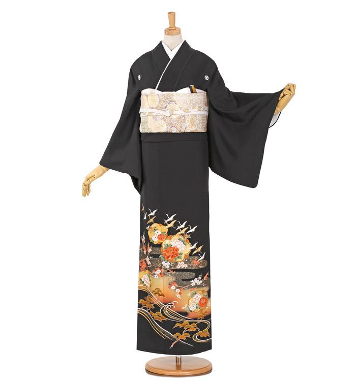黒留袖 No.CA-0853-Mサイズ