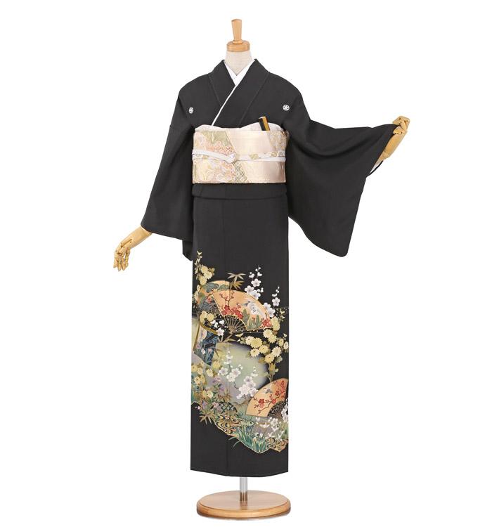 黒留袖 No.CA-0903-Sサイズ
