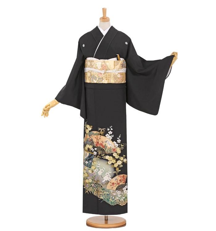 黒留袖 No.CA-0905-Lサイズ