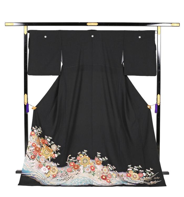 大きいサイズ 黒留袖 No.CA-0909-LO_03