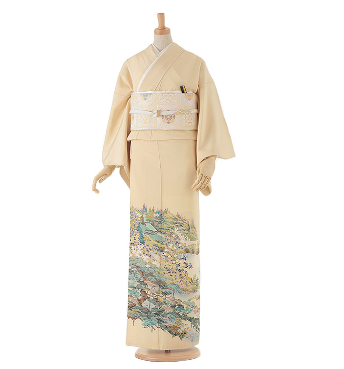 色留袖 No.DA-0035-Lサイズ