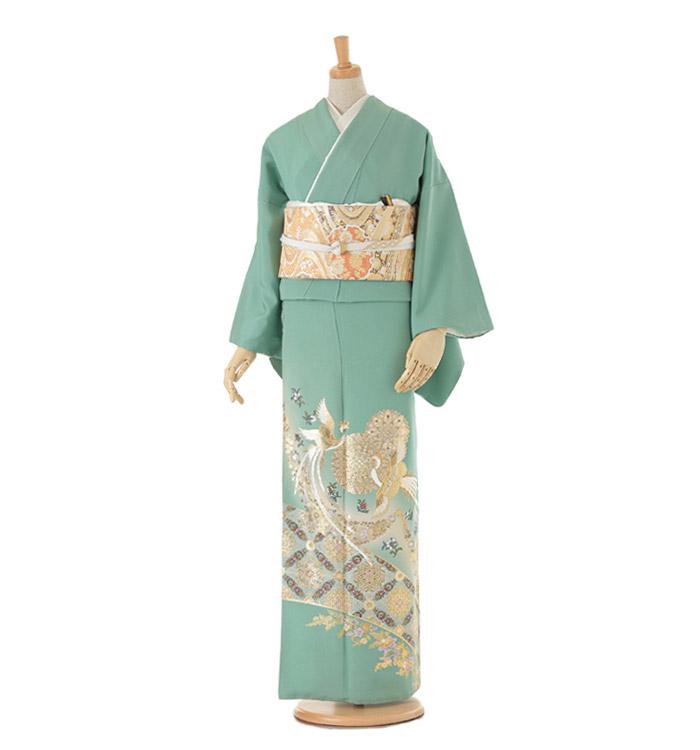 色留袖 No.DA-0066-Lサイズ