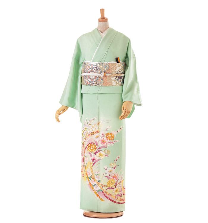色留袖 No.DA-0073-Lサイズ