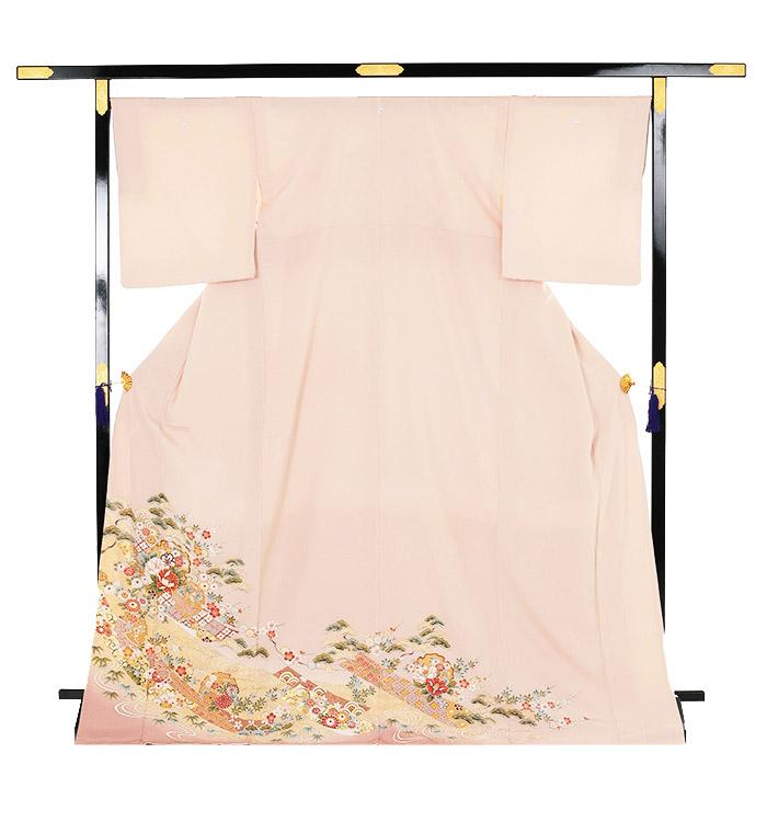 大きいサイズ 色留袖 No.DA-0100-LOサイズ_03