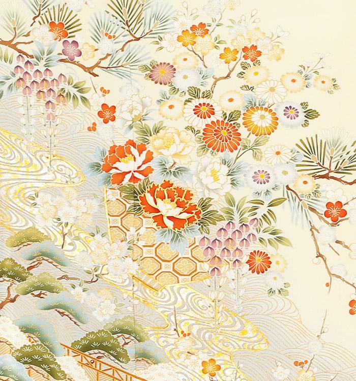 大きいサイズ 色留袖 No.DA-0101-LOサイズ_05