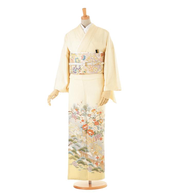 大きいサイズ 色留袖 No.DA-0101-LOサイズ