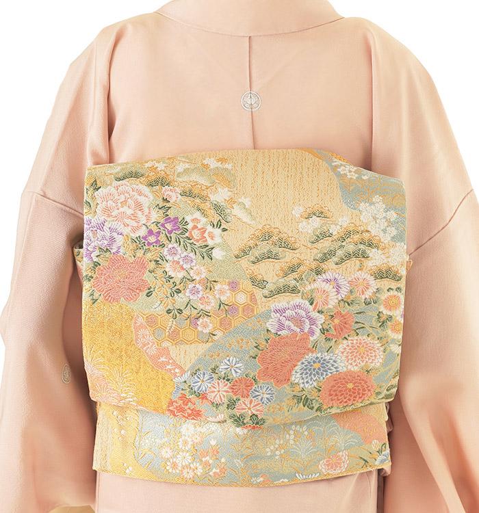 大きいサイズ 色留袖 No.DA-0102-MOサイズ_02