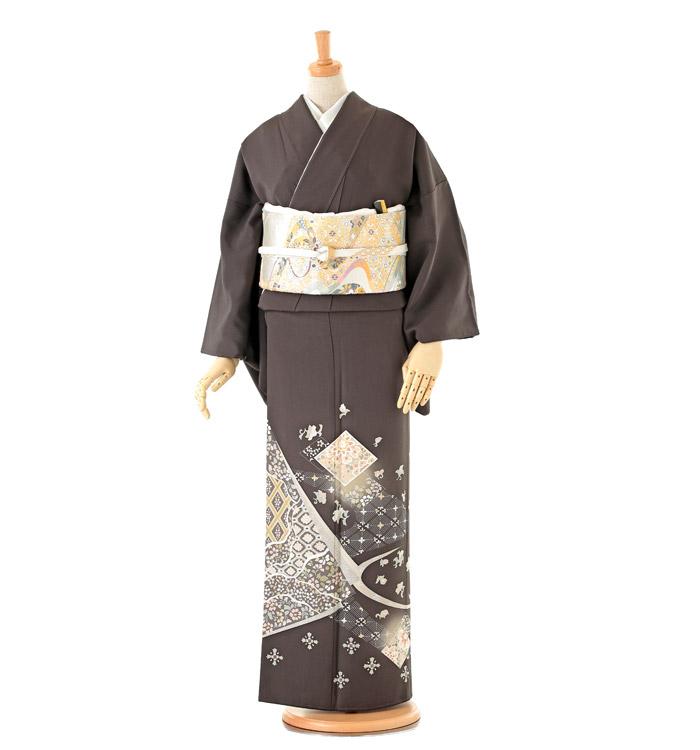 大きいサイズ 色留袖 No.DA-0104-MOサイズ