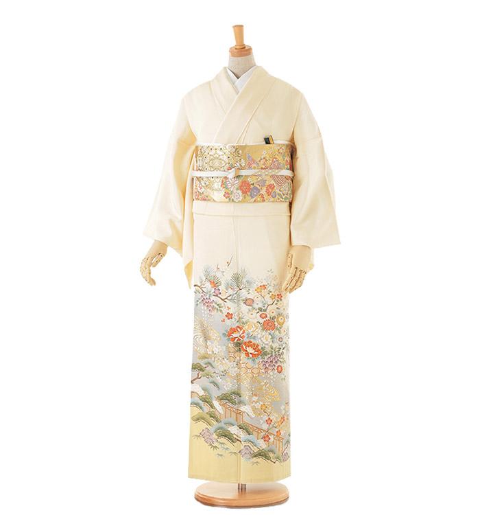 大きいサイズ 色留袖 No.DA-0105-MOサイズ