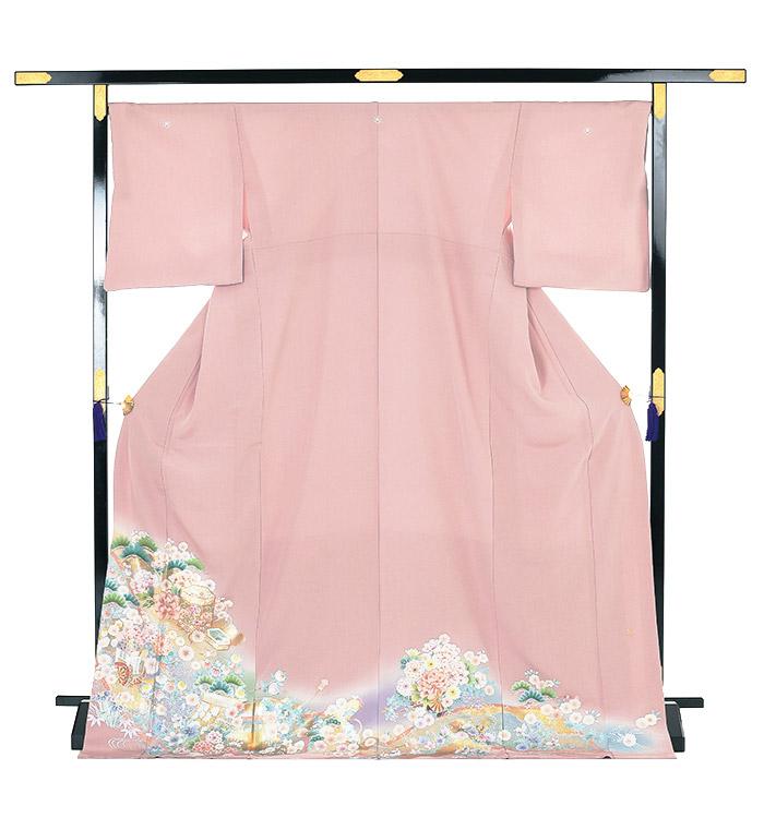 トールサイズ 色留袖 No.DA-0106-LLサイズ_03