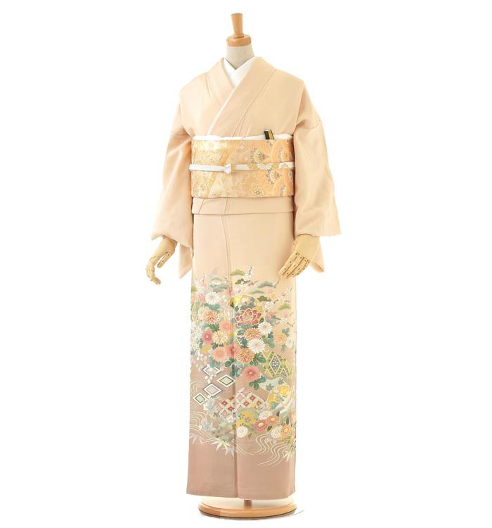 色留袖 No.DA-0121-Lサイズ