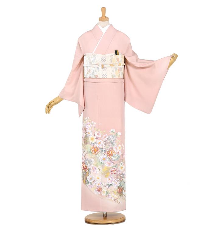 色留袖 No.DA-0123-Mサイズ