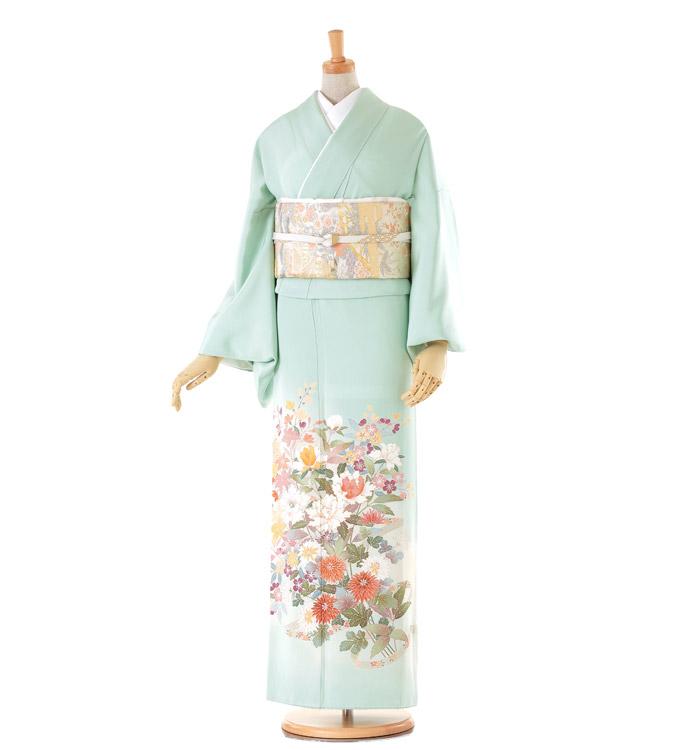 トールサイズ 色留袖 No.DA-0125-LLサイズ