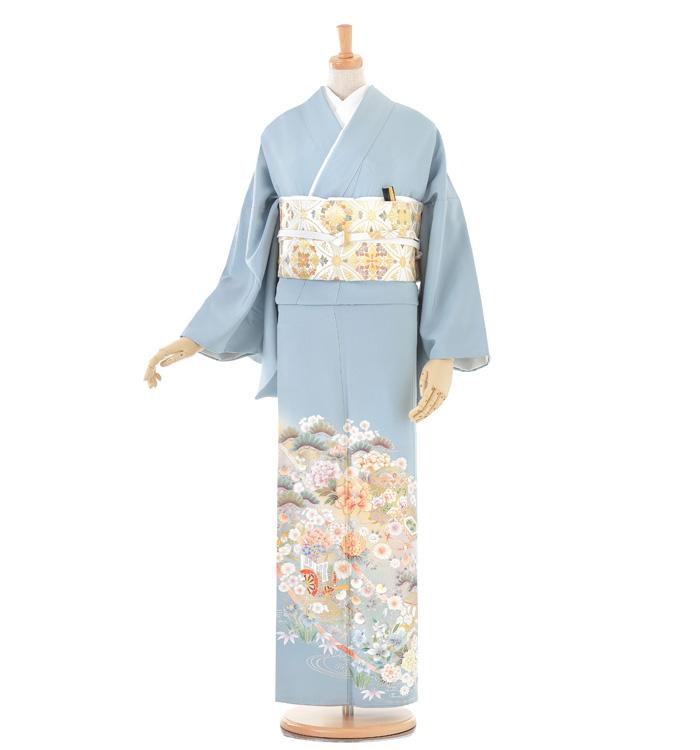 トールサイズ 色留袖 No.DA-0126-LLサイズ