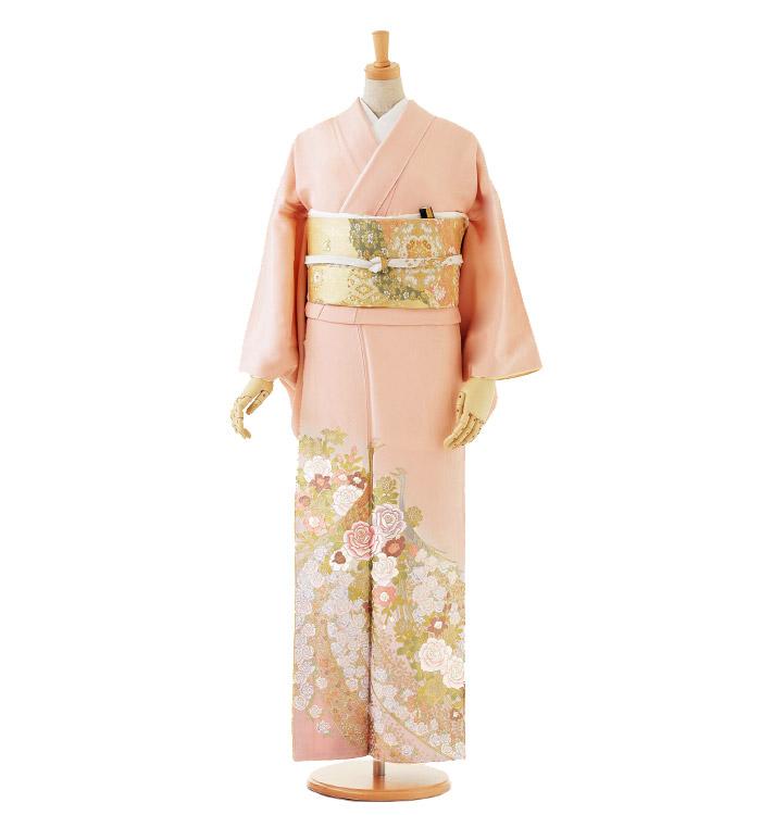 色留袖 No.DA-0130-Lサイズ