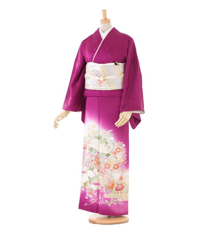 トールサイズ 色留袖 No.DA-0133-LLサイズ