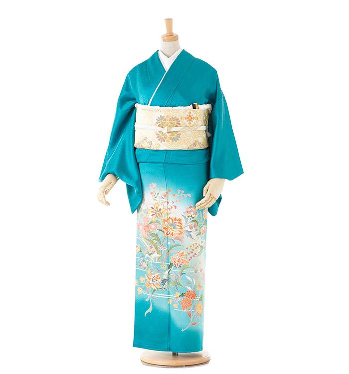 大きいサイズ 色留袖 No.DA-0134-MOサイズ